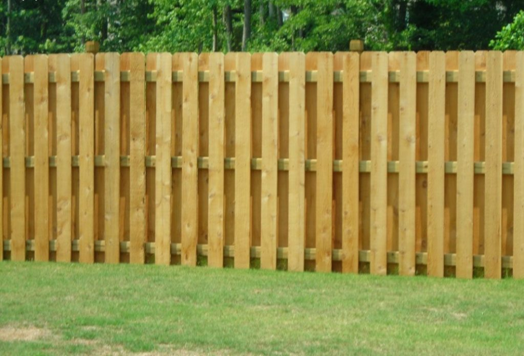 wood fence installation in fort worth