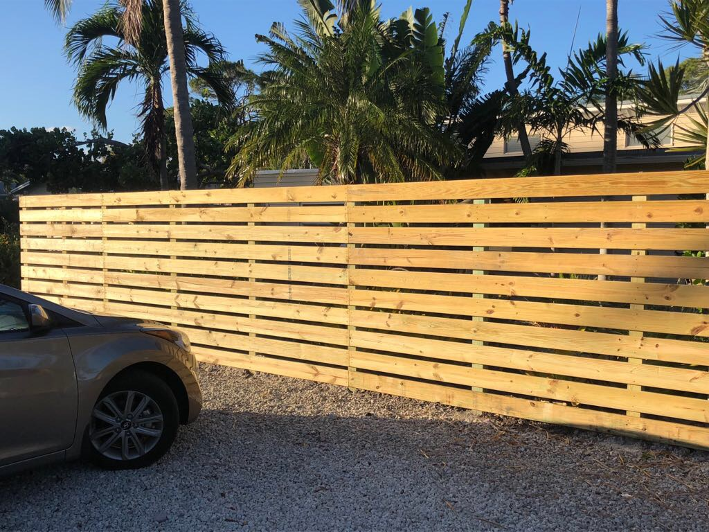 Fort Worth residential fence company